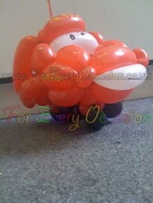 Car Balloon Model