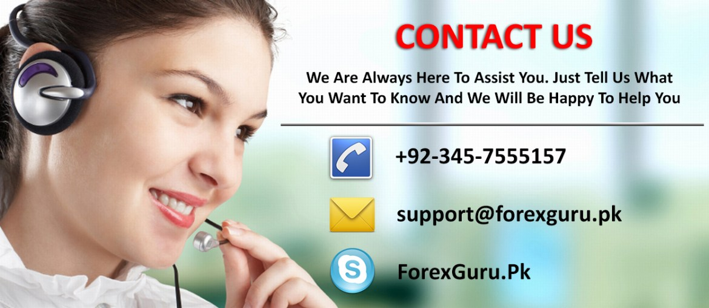 Contact Us For Information About Urdu Forex Webinar By ForexGuru.Pk