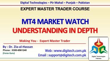 Understanding MT4 Market Watch Window In Depth In Urdu Hindi