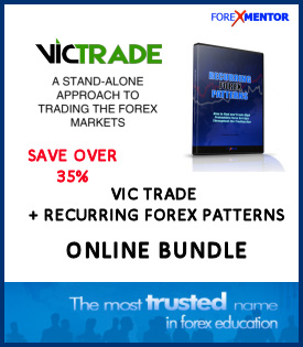 The Vic Trade Strategy Course + Recurring Forex Patterns Bundle (Online)