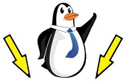 Forex Penguin Arrow