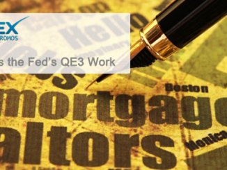 Mortgage Backed Securities - Fed's QE