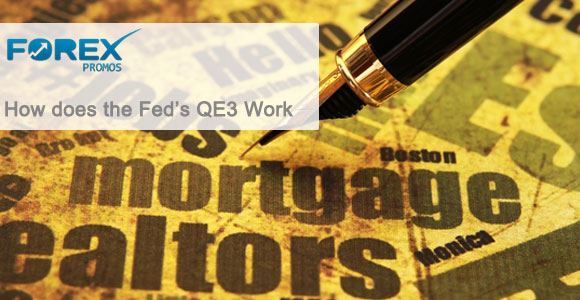 How does the Federal Reserve's QE Work