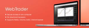 Webtrader trading platform