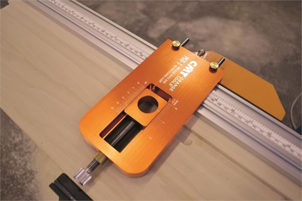Adjustable Precision Router Dado Jig