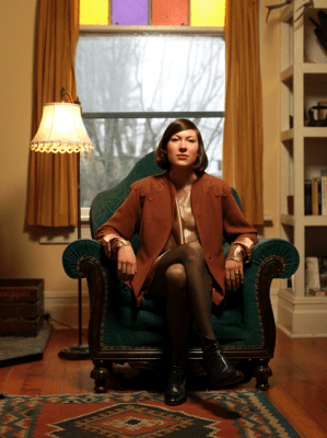 FFS For Folk's Sake Alela Diane arm chair
