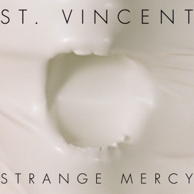 ffs for folk's sake st vincent strange mercy album cover