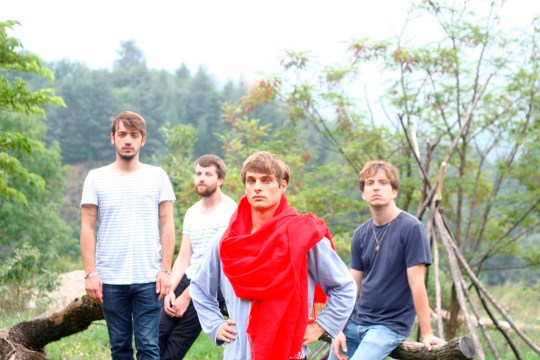 Fránçois & the Atlas Mountain cover Slow Club + This is the Kit cover them