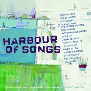 For Folk's Sake Adrian McNally The Unthanks Harbour of Songs Album Cover