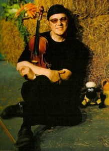 Ric Sanders of Fairport Convention