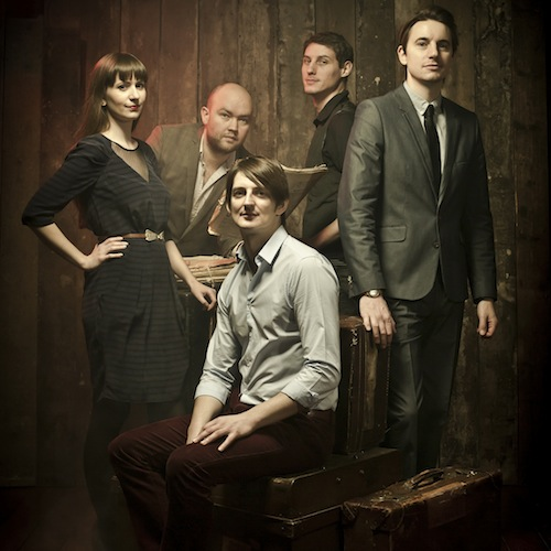 The Leisure Society - Alone Aboard the Ark promo shot For Folk's Sake
