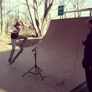 Low Anthem Skateboard