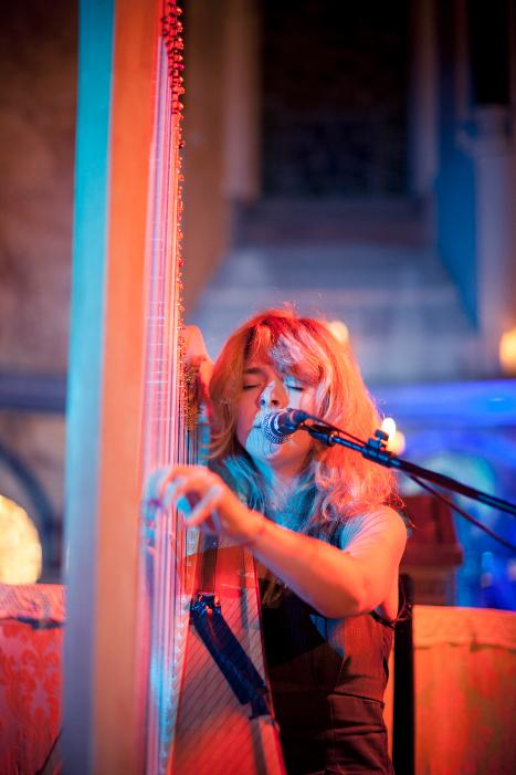 Serafina Steer, St Barnabas, Jarvis Cocker, 2013