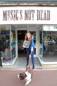 Hannah Peel on Record Store Day at Music's Not Dead