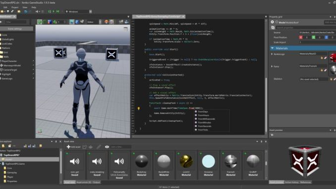 best free game engine for pc