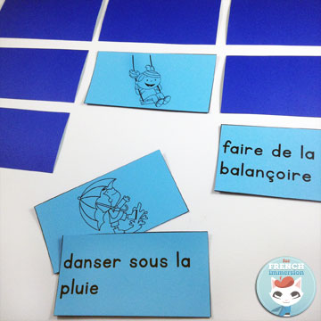 Au Printemps Slideshare and FREE Printables: concentration game cards with a spring theme! Memory game :)