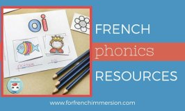 French Phonics Resources