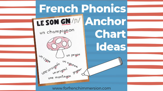 French Phonics Resources - For French Immersion