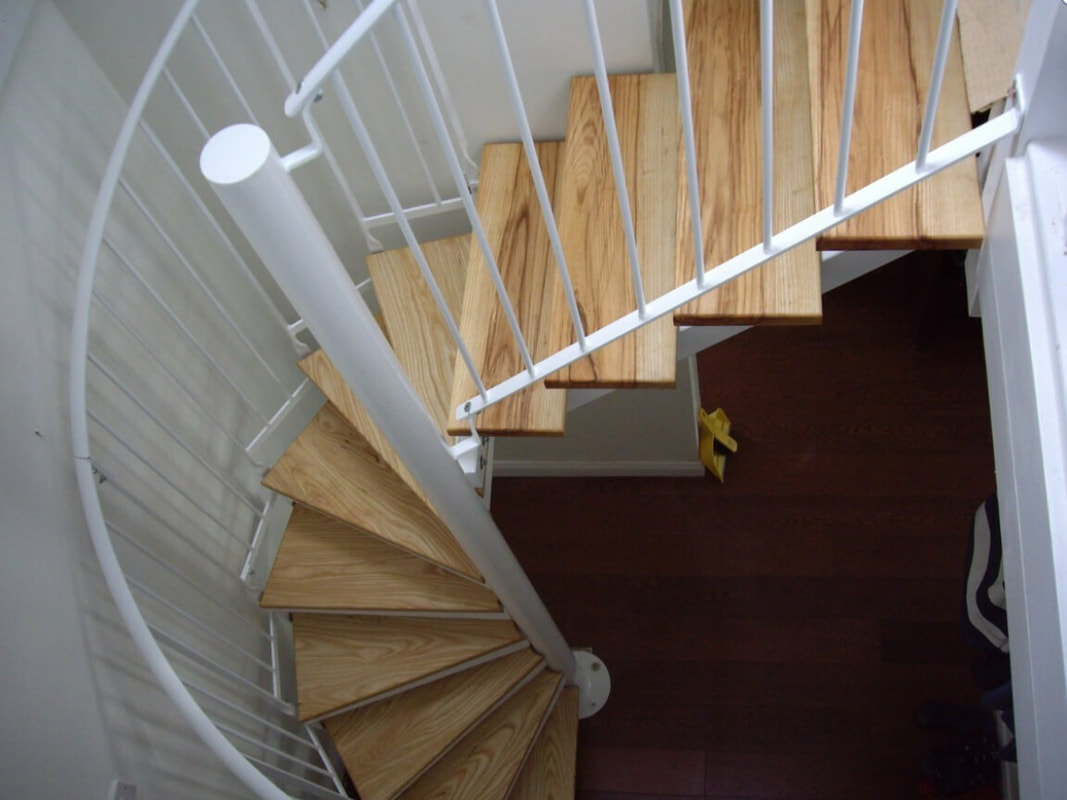 Spiral Staircases For Commercial And Domestic Properties
