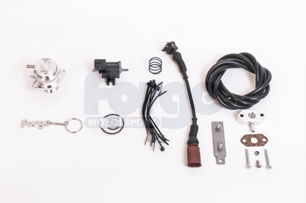 Recirculation Valve and Kit for Audi, VW, SEAT, and Skoda