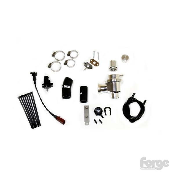 High Flow Blow Off or Recirculation Valve and Kit for Audi
