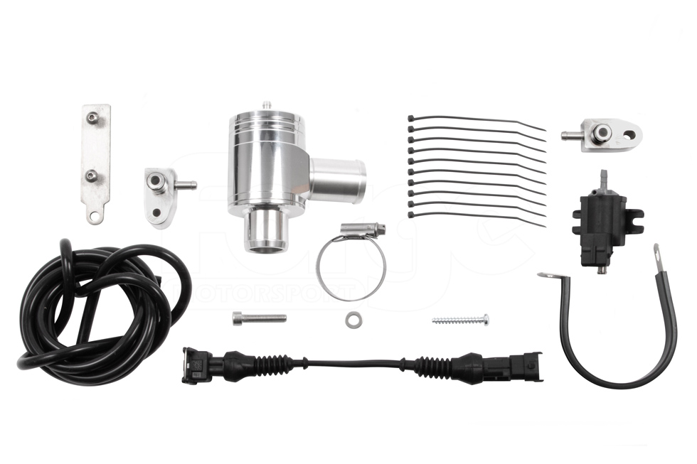 Recirculation Valve and Kit for Fiat Grande Punto and Alfa
