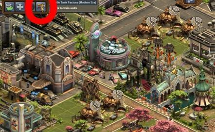 Reconstruct Your City with Reconstruction Mode | Forge of Empires Tips