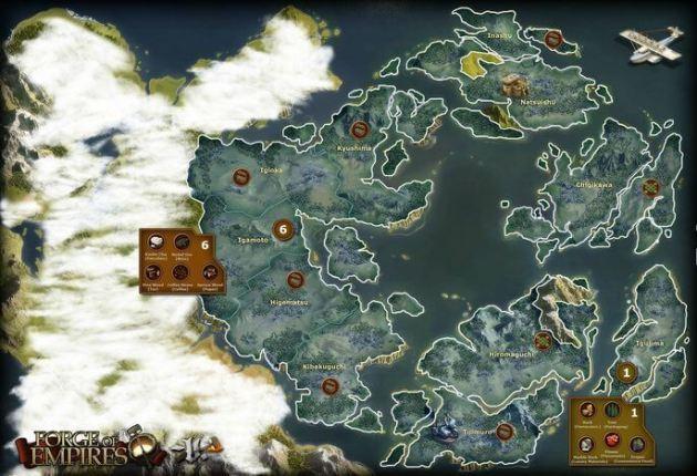 Forge of Empires Modern Era