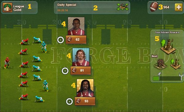 Forge of Empires Bowl Event
