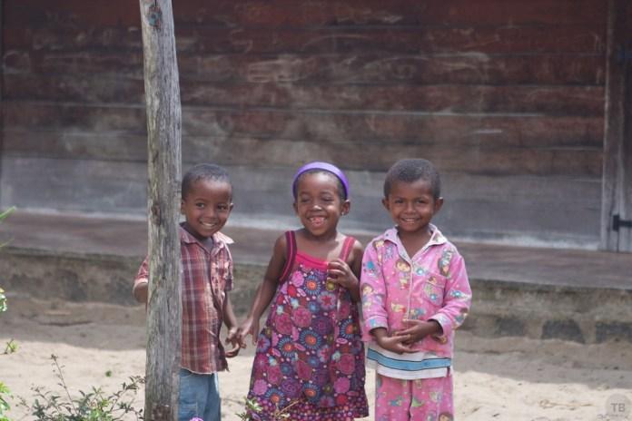 The happiest kids. Sali sali!