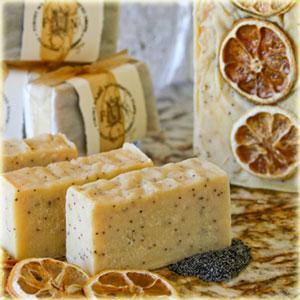 Poppy-Soap