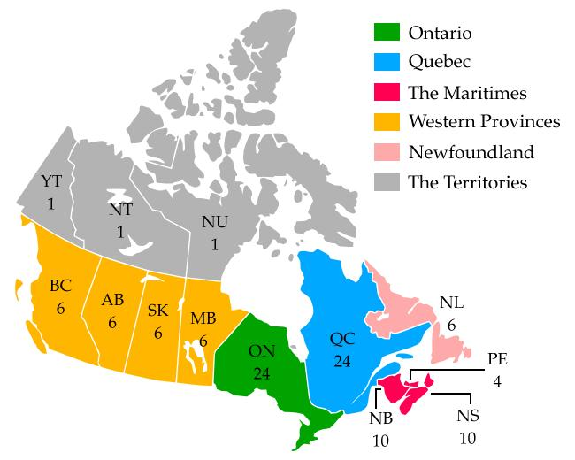 Where Is Canada S Third Largest Order Island