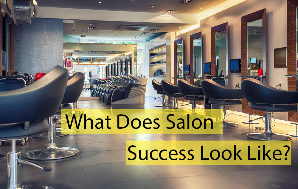 Hair Salon and Day Spa Succeed