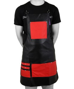 Black Barber Apron
