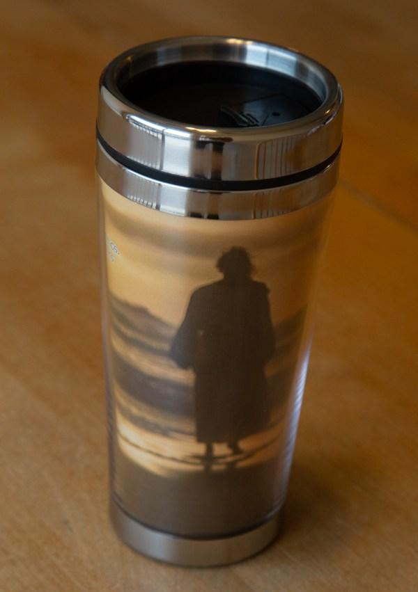 Footprints_Travel Mug