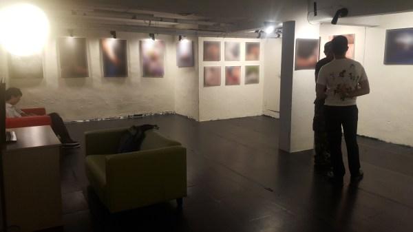 加羅林魚木藝文空間—展覽模式