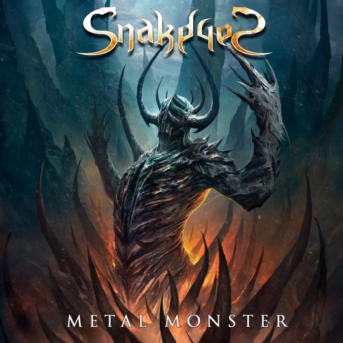 SNAKEYES – Metal Monster