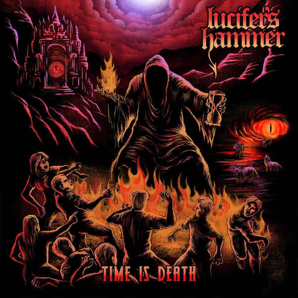 LUCIFER'S HAMMER – Time Is Death