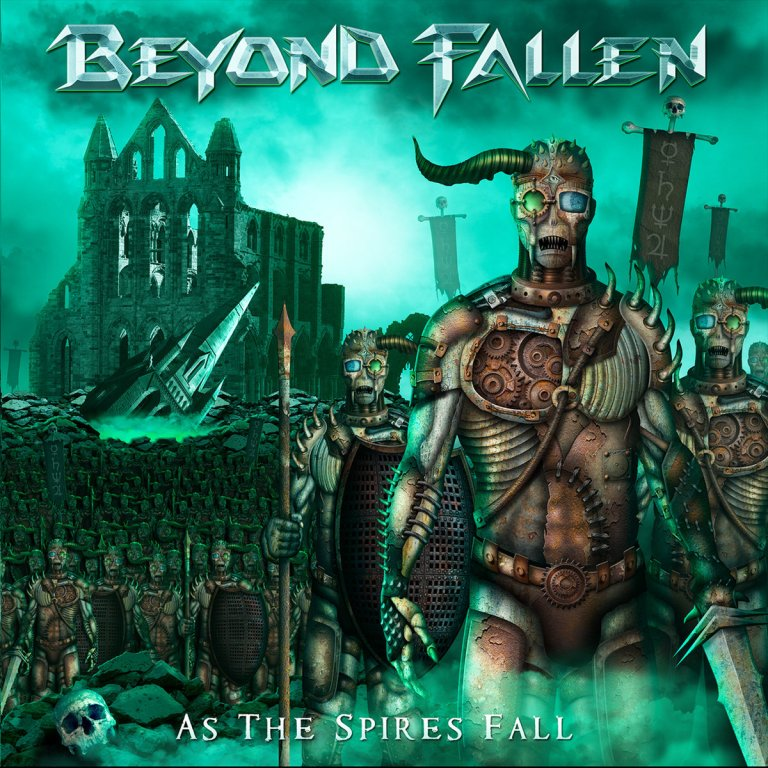 BEYOND FALLEN – As The Spires Fall