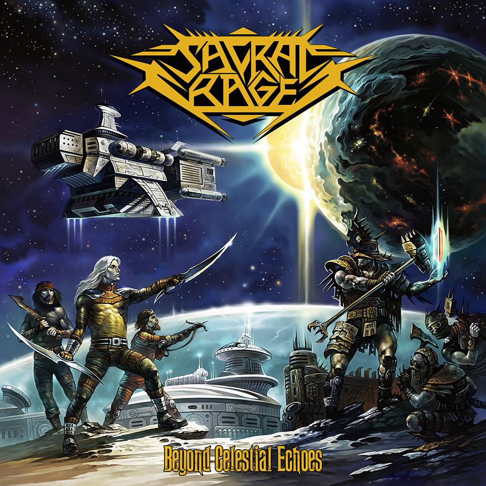 Sacral Rage - Beyond Celestian Echoes
