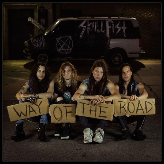 Skull Fist - Way Of The Road
