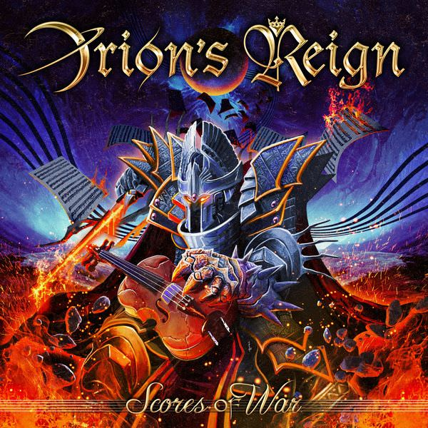 Orion's Reign - Scores of War