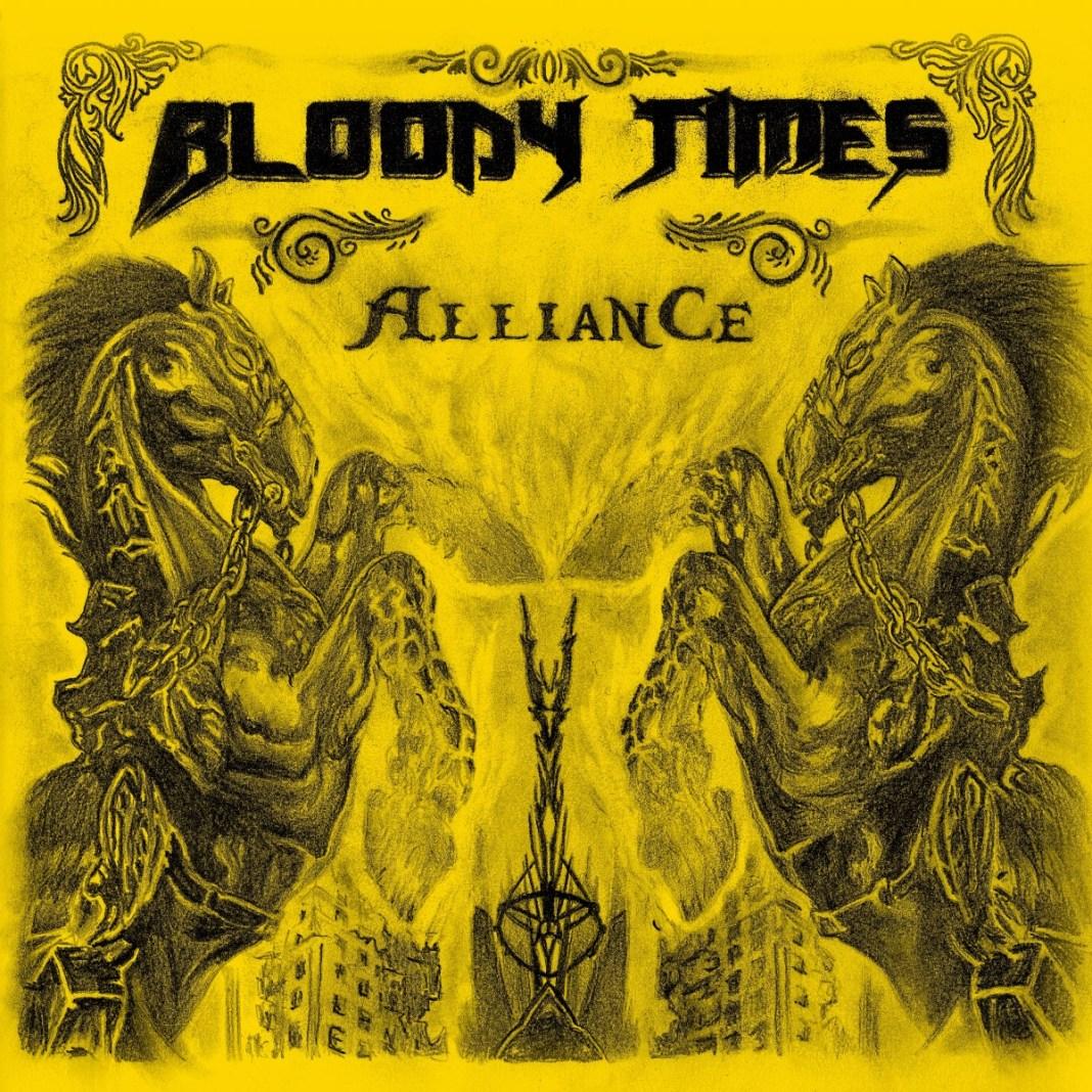 Bloody Times - Alliance (single)