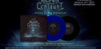Alpha Centauri - Return of the Herakleids