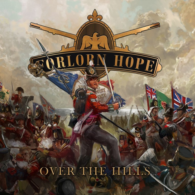 FORLORN HOPE – Over the Hills