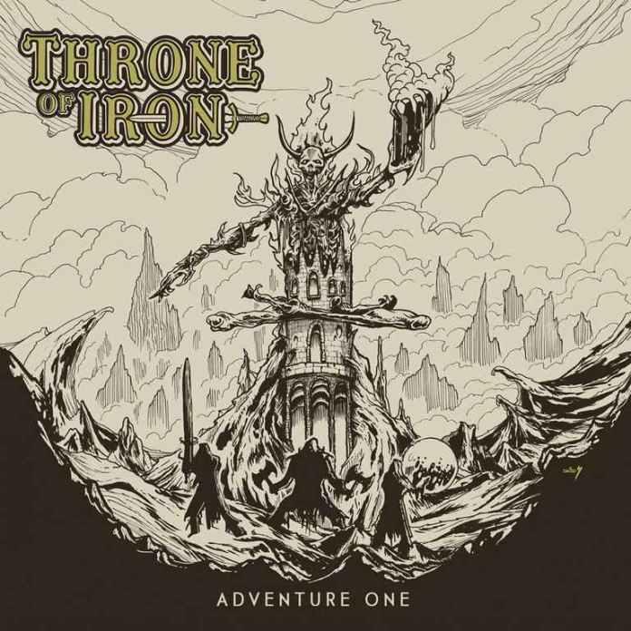 THRONE OF IRON – Adventure One