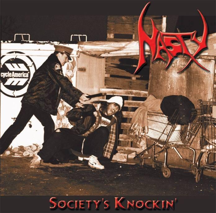 NASTY – Society's Knockin' (Reissue)