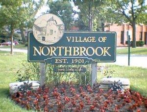 NorthbrookWelcomeSign