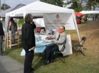Northwest Book Fair Signing Pic