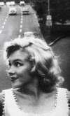 Marilyn subway photo